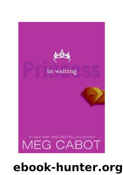 The Princess Diaries 04 - Princess In Waiting by Meg Cabot