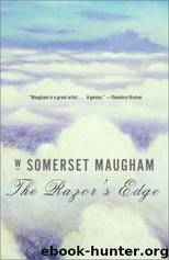 the verger by somerset maugham summary William somerset maugham (1874-1965), english playwright and author wrote of human bondage (1915) he did not know how wide a country, arid and precipitous, must be crossed before the traveller through life comes to an acceptance of reality.