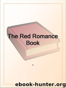 The Red Romance Book by Various