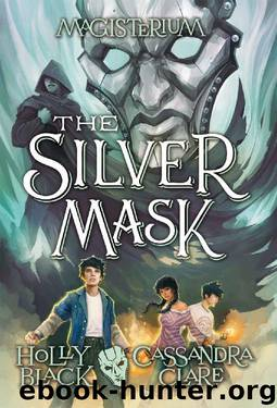 The Silver Mask by Holly Black & Cassandra Clare
