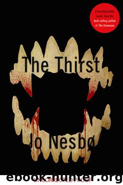 The Thirst by Nesbo Jo