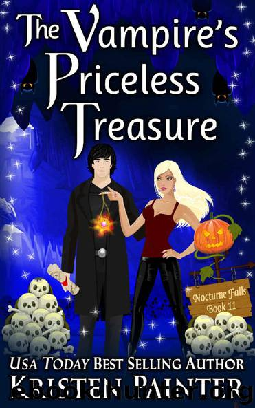The Vampire's Priceless Treasure (Nocturne Falls Book 11) by Kristen Painter