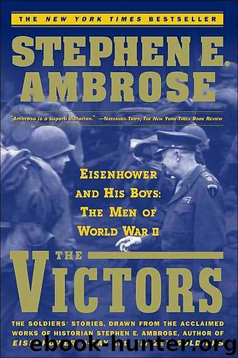 a book review about the book about easy company by stephen e ambrose This feature is not available right now please try again later.