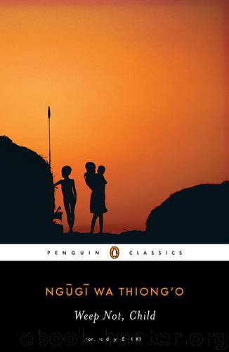 a literary analysis of weep not child by ngugi