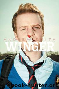 Winger by Smith Andrew