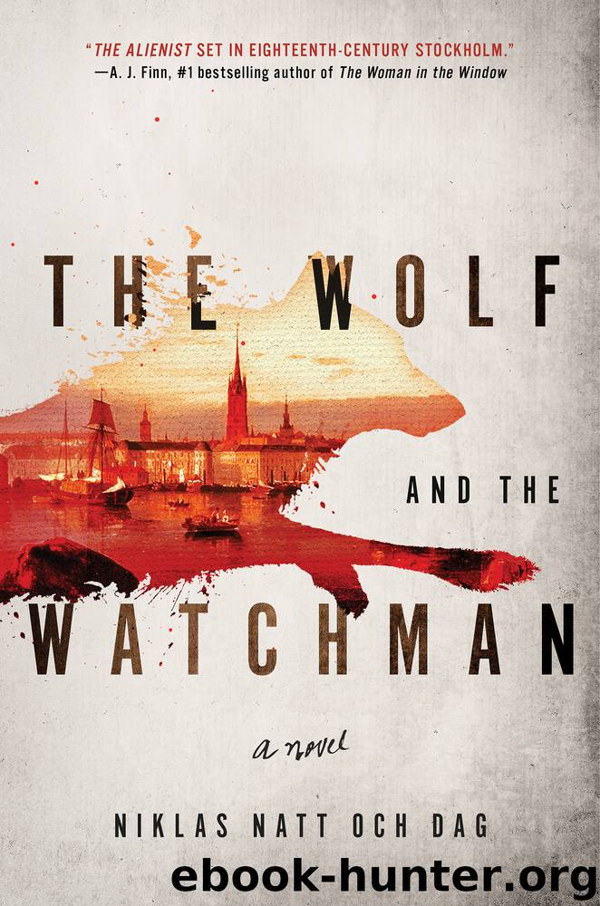 Wolf and the Watchman (9781501196799) by Dag Niklas Natt Och