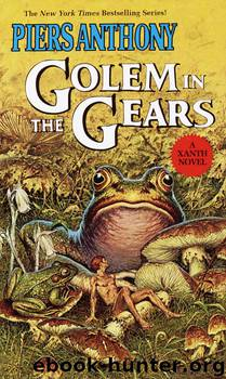 XANTH 09 Golem in the Gears by Piers Anthony